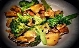Broccoli Potatoe Medley Minerals HUmineral HUmic Health - Immune Boost