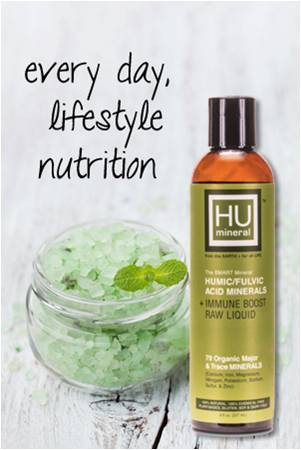 HUmineral RAW humic liquid mineral boost nutrition